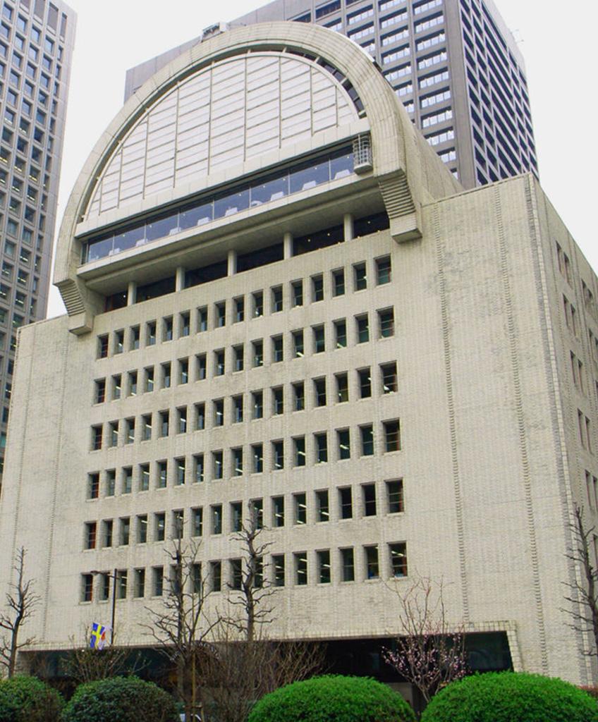 日本プレスセンタービル
